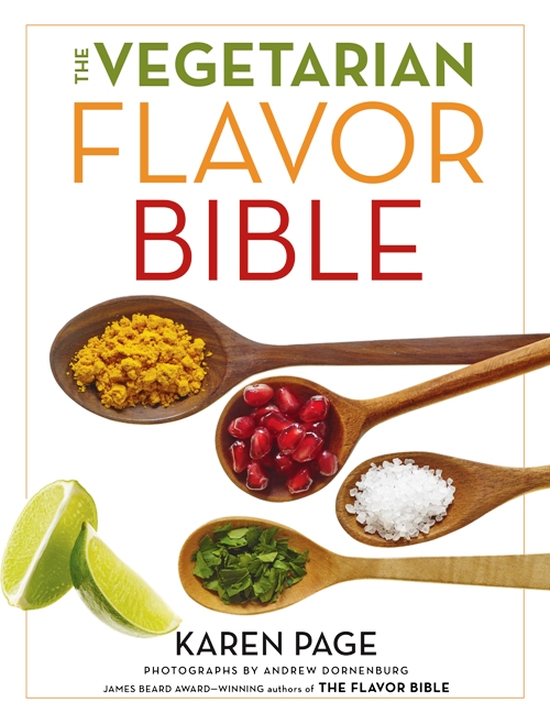 Vegetarian Flavor Bible Book Cover