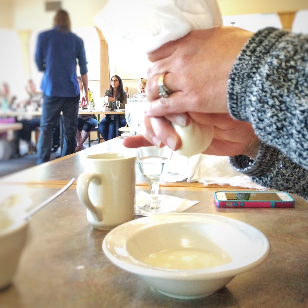 SIggi's Yogurt Making Class