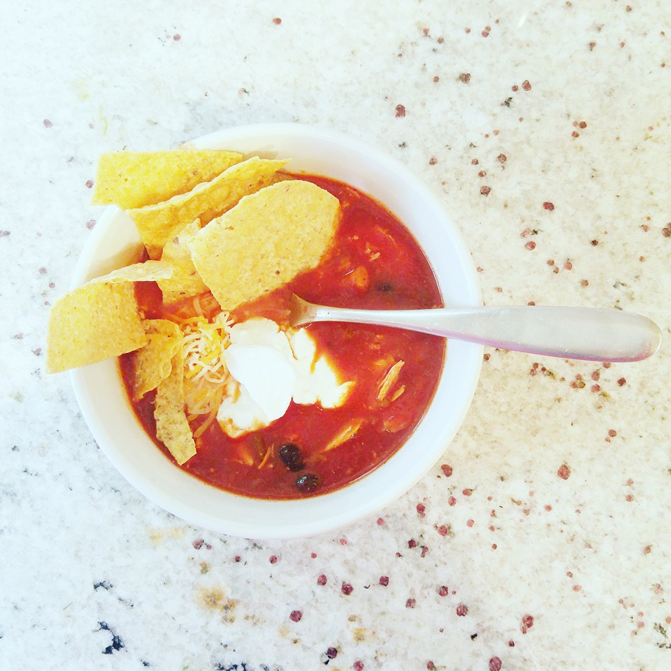 Pioneer Woman Mexican Chicken Soup
