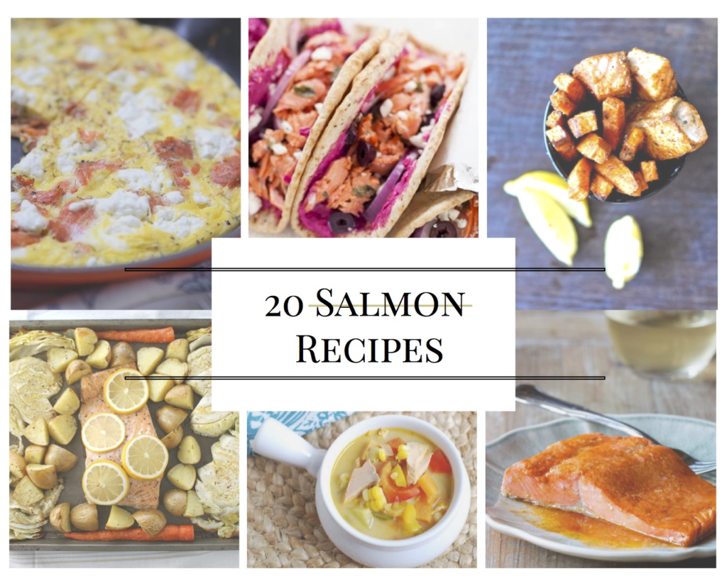 20 salmon recipes for valentine 39 s day for Best valentines day meals